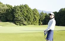 ゴルフウェアの冬服を着る時のマナー[レディース編]