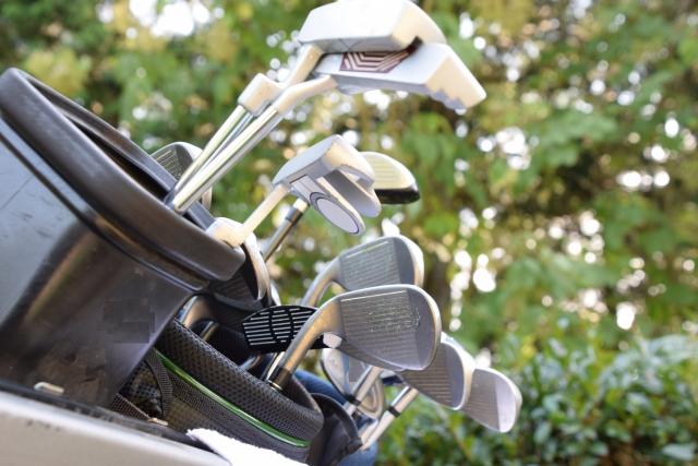ゴルフバッグの画像