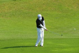 ゴルフのラウンド