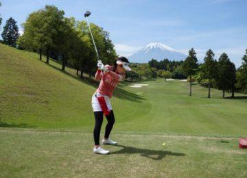 ゴルフプレイ